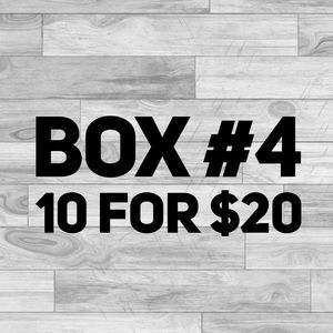 Other - Resellers Box #4 10 for $20